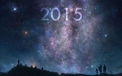 2015 - Sorprese dal cielo tra comete,super luna,eclissi e stelle cadenti