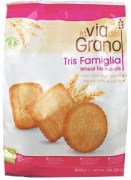 Probios La via del grano Biscotti Tris