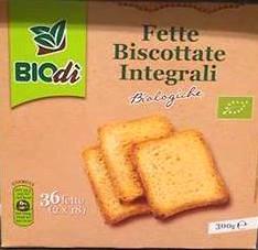 biodi fette biscottate bio