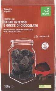 ecor frollini cacao intenso