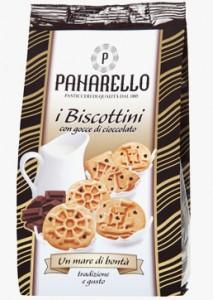 panarello I Biscottini con gocce di cioccolato