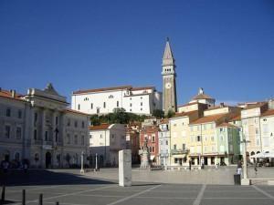 Piazza Tartini, Pirano