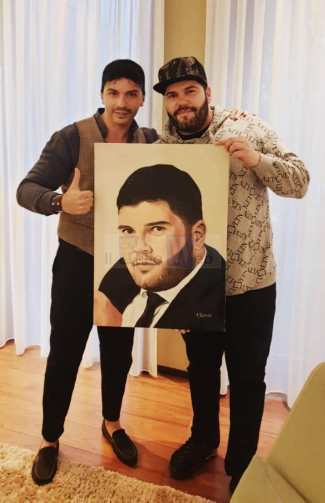 """L'artista catanese Alfonso Restivo per il secondo anno consecutivo negli USA per il """"Premio Eccellenza Italiana 2019"""""""