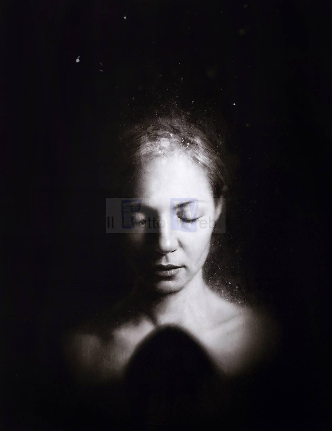"""A San Giovanni La Punta (Ct)  la mostra """"Nel lucido buio"""" di Ettore Frani."""