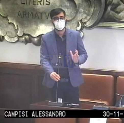 Catania al buio, il consigliere Campisi chiede interventi veloci e risolutivi