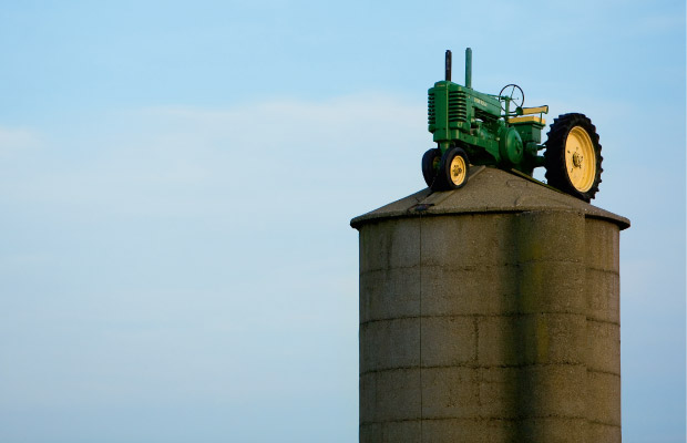 Yes That S A Real Tractor