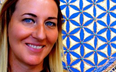 Luciana: la sua nuova opera d'arte. La nuova collezione.