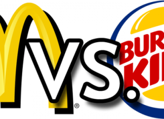 mc vs burger king