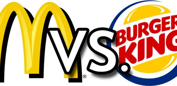 mc vs burger king
