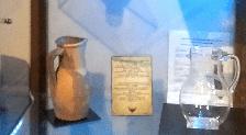 brocca medievale museo vino firenze