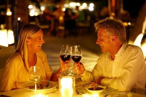 cena romantica sedurre col cibo