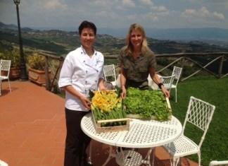 la chef Michela Bottasso