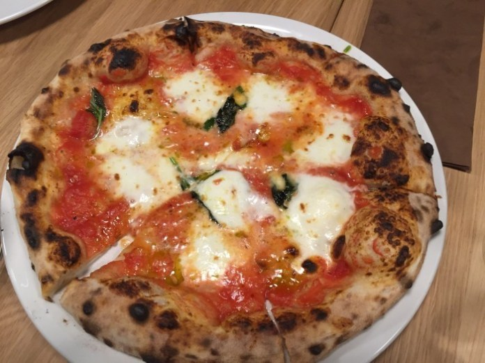 pizzeria giovanni santarpia firenze - il forchettiere