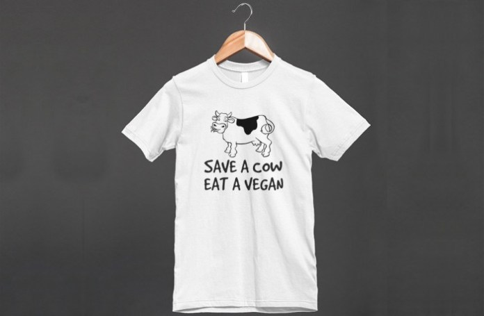 save-a-cow-eat-a-vegan-pretentious-shirt