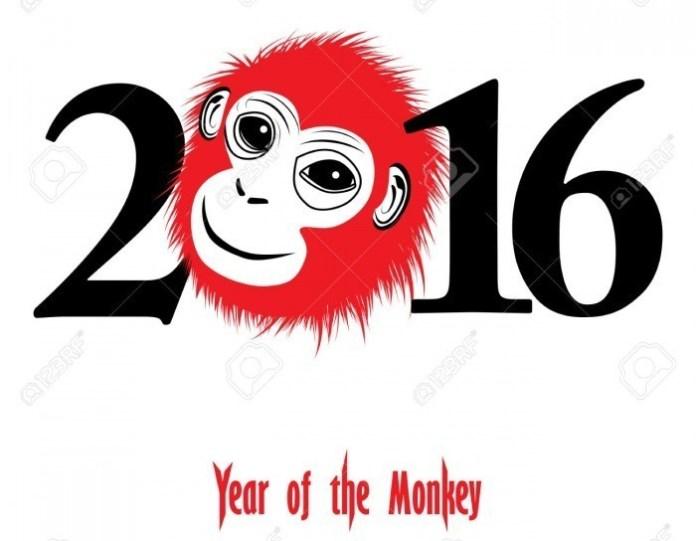 capodanno cinese - anno della Scimmia