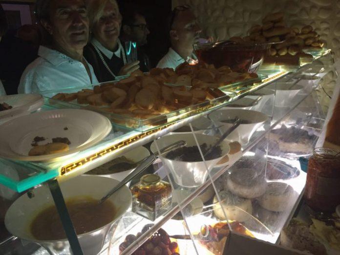 inaugurazione pescado a Firenze - Foto Il Forchettiere
