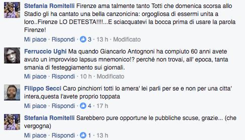 Un mix esplosivo: Francesco Totti, Enoteca Pinchiorri, Firenze e i leoni da tastiera