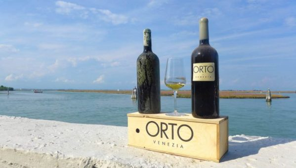 orto venezia etichetta vinicola