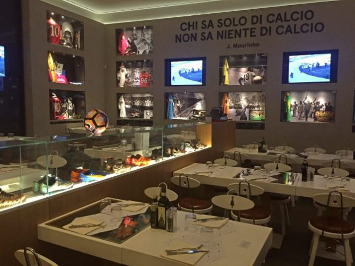 Fashion Foodballer Firenze