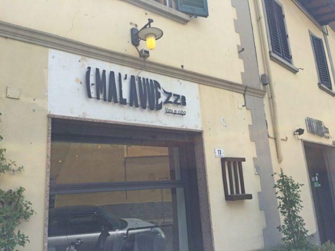 I Mal'avvezzi a Tavarnuzze, la semplicità di una cucina non troppo impegnativa