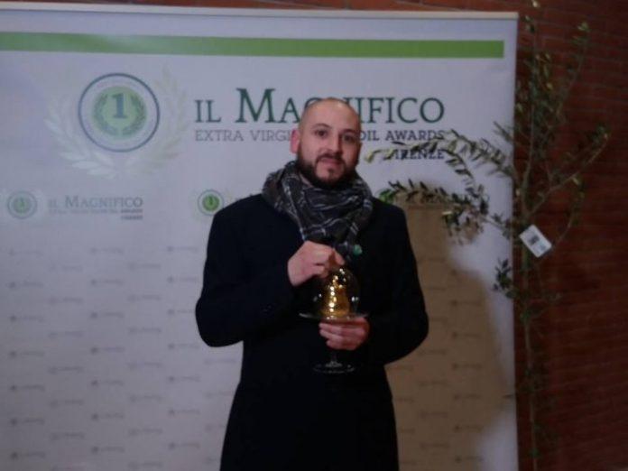 andrea perini Olio, il Magnifico 2018 arriva dalla Puglia: è la Coratina di Intini