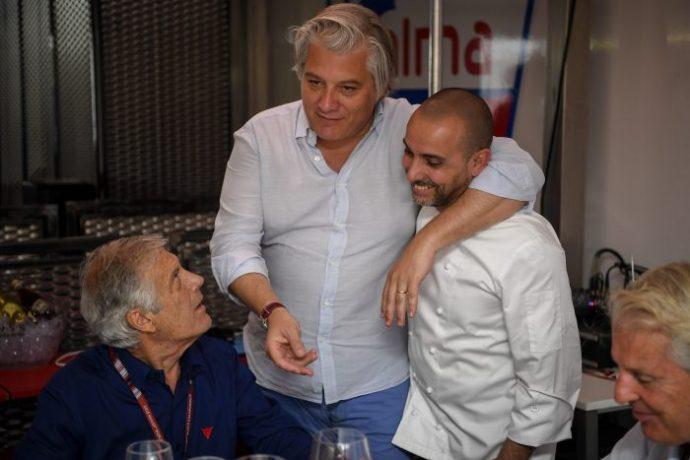 6-Giacomo Agostini, Paolo Campinoti, Riccardo Monco