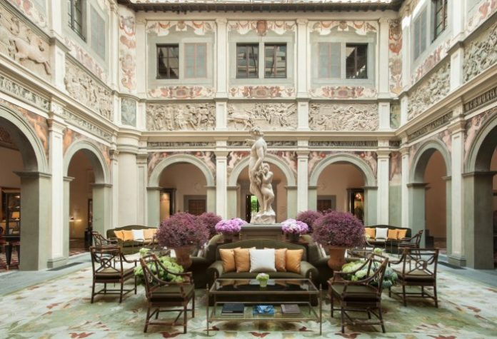 Four Seasons Hotel Firenze_Lobby