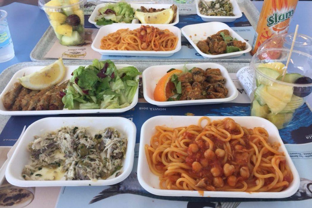 Pesceazzurro Come A Rimini Ho Mangiato 5 Piatti Di Pesce Con 13 Euro