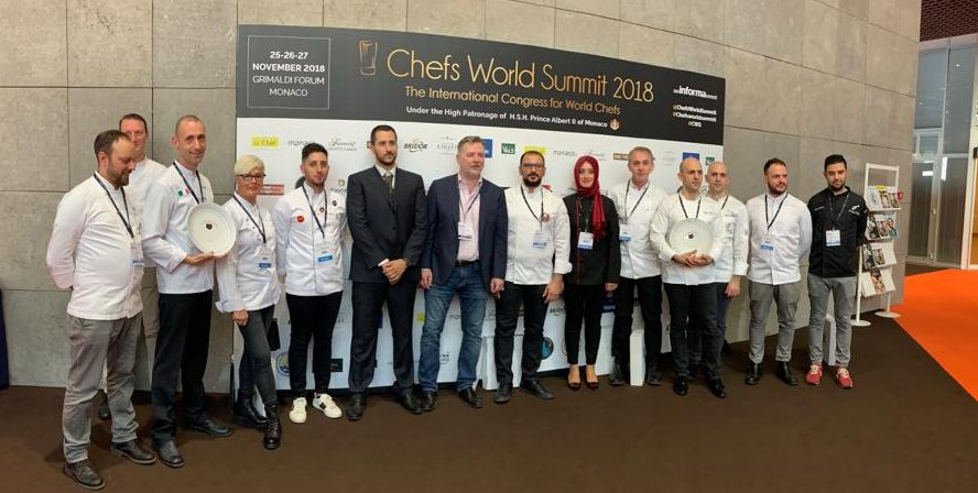 summit chef 2018
