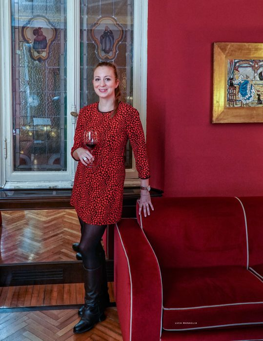 elena mazzuoli signorvino cena relais le jardin firenze hotel regency chef