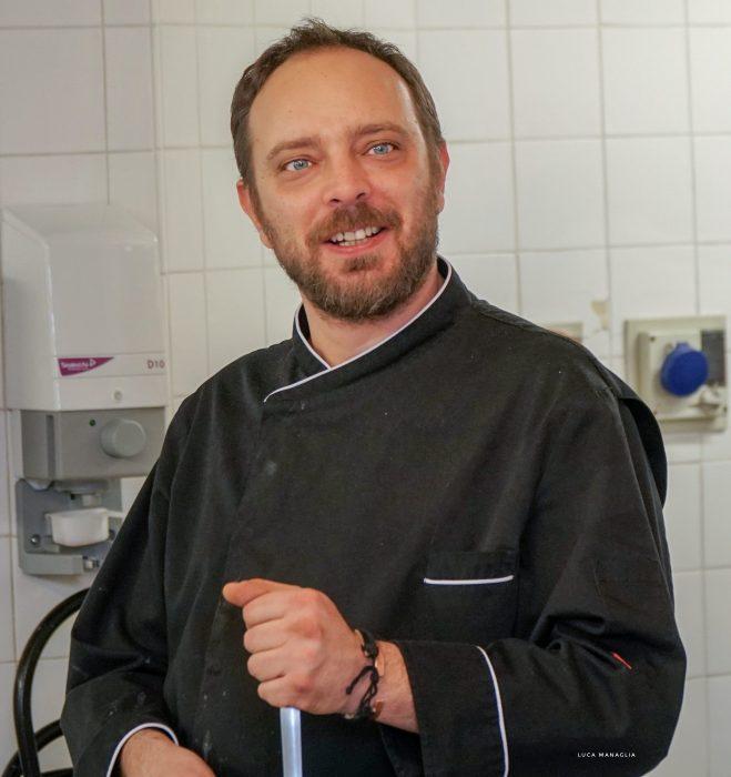 sandro baldini cena relais le jardin firenze hotel regency chef