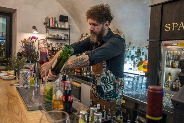 Toscana da Bere, viaggio nei cocktail bar: lo Sparkling American Bar (Gr)