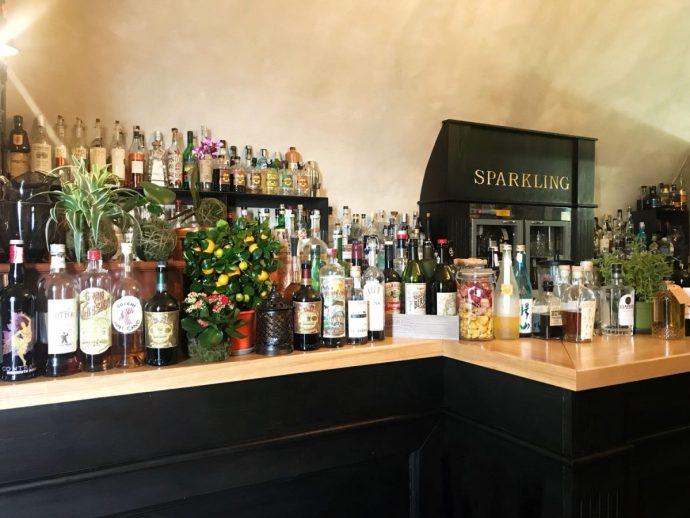 sparkling american bar