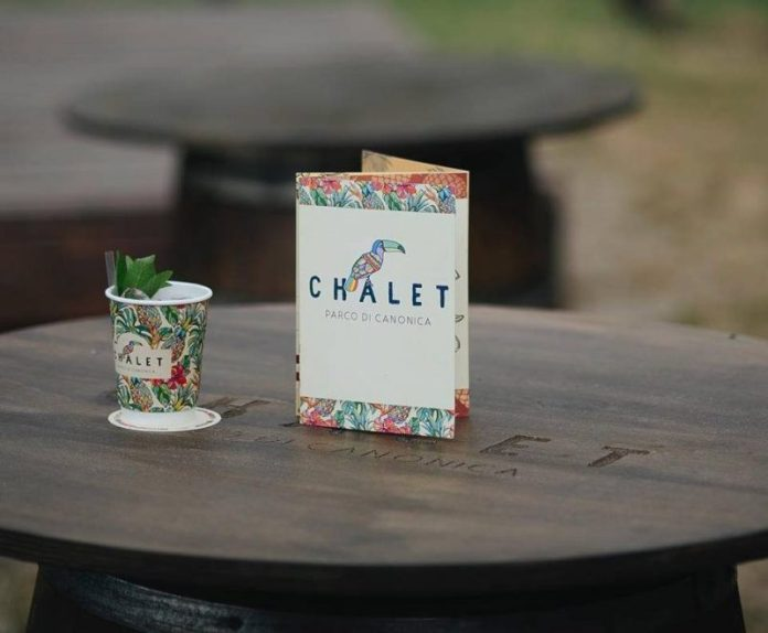Chalet Parco di Canonica
