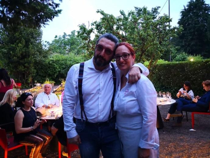 Massimo e Aurora Mazzucchelli