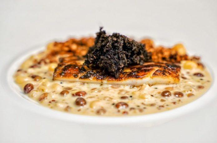 niccolò palumbo chef ristorante Paca (ph. Luca Managlia)