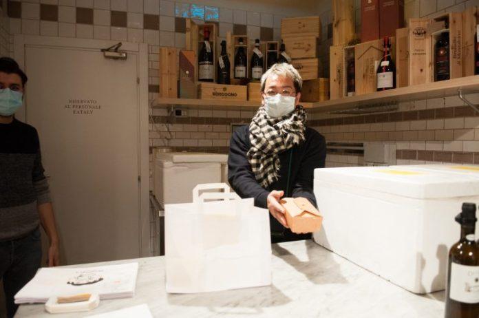 chef Yoji Tokuyoshi @Masakatsu Ikeda