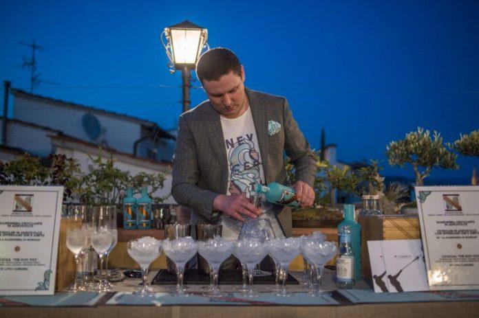 upperhand gin Livio Carrubba