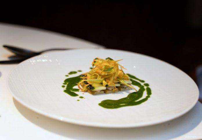 piatto chef antonio biafora @Luca Managlia