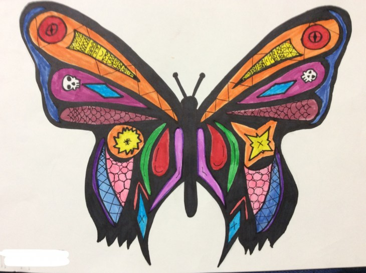 Ilfracombe Museum Butterfly Design Competition (13)