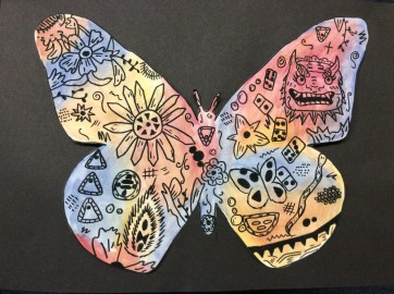 Ilfracombe Museum Butterfly Design Competition (24)