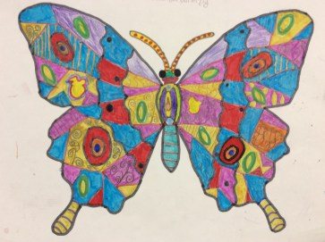 Ilfracombe Museum Butterfly Design Competition (27)