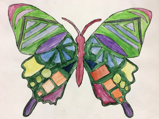 Ilfracombe Museum Butterfly Design Competition (44)