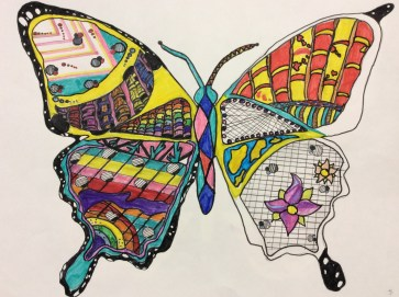 Ilfracombe Museum Butterfly Design Competition (49)
