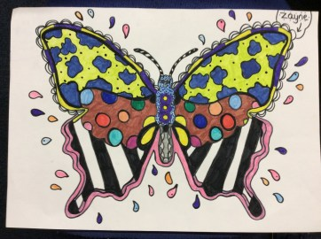 Ilfracombe Museum Butterfly Design Competition (58)