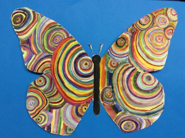 Ilfracombe Museum Butterfly Design Competition (72)