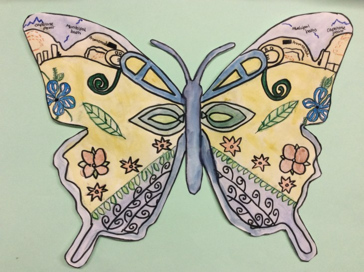 Ilfracombe Museum Butterfly Design Competition (78)
