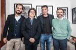 Il compositore e pianista Remo Anzovino firma il contratto con la Sony