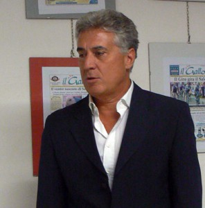 Il Sindaco Antonio Coppola