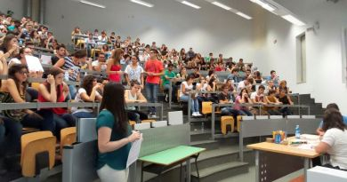 Esami studenti Università di Palermo